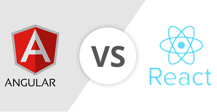 Clash of Front End Technologies – Angular Vs ReactJS